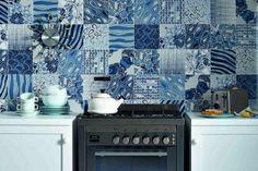 Cozinha Retrô. :) #Portobello