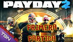 PayDay 2 Hola pichones, hoy os traigo, PayDay 2 Gameplay Español PC, una novedad en el canal, empezamos la serie de este juegazo que tenia instalado hace tiempo, pero que aun no lo había probado, pasar a verlo, os gustara.