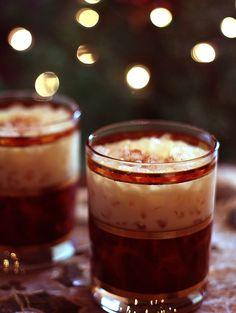 Kahlua and Cream? I'll take Coffee Liqueur, Eggnog and Jameson Irish Whiskey!! — Creative Culinary :: Food & Cocktail Recipes - A Denver, Colorado Food & Cocktail Blog