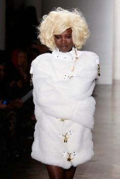Comfy Straightjacket, The Blonds Fall 2013