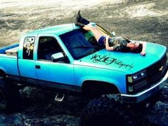 Definitely wanna do this pose with truck