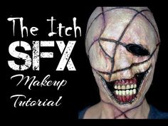 'The Itch' SFX Prosthetic… https://www.hauntersweb.com/spider-sites/jessica-parker/itch-sfx-prosthetic-makeup-tutorial-zack-dunn-inspired