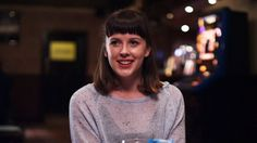 Alexandra Roach from Channel 4's Utopia