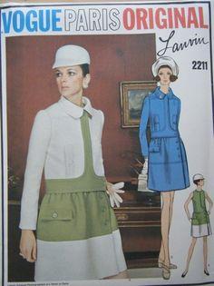 Vogue Paris Original 2212 Lanvin