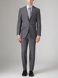 Jack Victor Napoli Pindot Suit