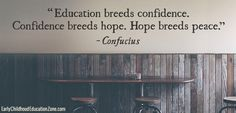 Quotes about education from earlychildhoodeducationzone.com