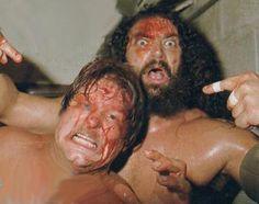 Stan Hansen & Bruiser Brody