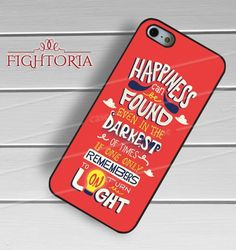 Harry Potter Happiness Quote by Albus Dumbledore -SK for iPhone 6S cas – Fortunecoocase