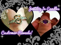 100% free to join! Within minutes you will have your very own personalized Jewelry in Candles eCommerce store which expands your sales opportunity  https://www.jewelryincandles.com/store/laburch