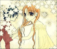 Gakuen Alice- Natsume and Mikan >.