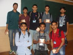 Won at #esummit IIT Bombay.