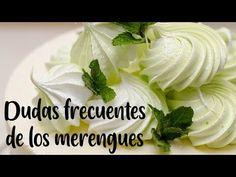 DUDAS FRECUENTES DE LOS MERENGUES - YouTube Meringue Pavlova, Cabbage, Make It Yourself, Vegetables, Desserts, Cupcake, Youtube, Food, Friends