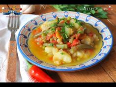 GHIVECI DE LEGUME - YouTube Risotto, Soup, Meat, Chicken, Ethnic Recipes, Youtube, Soups, Youtubers, Youtube Movies