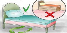 Feng Shui pravidlo: Neskladujte nič pod posteľou. Okrem jednej veci
