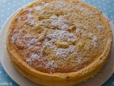 Gâteau magique de Rosy à la vanille