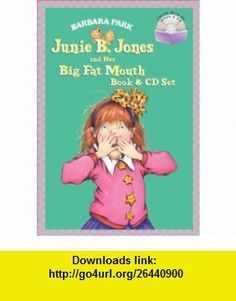 Junie B. Jones and Her Big Fat Mouth Book  CD Set (A Stepping Stone Book(TM)) (9780375858369) Barbara Park, Denise Brunkus , ISBN-10: 0375858369  , ISBN-13: 978-0375858369 ,  , tutorials , pdf , ebook , torrent , downloads , rapidshare , filesonic , hotfile , megaupload , fileserve