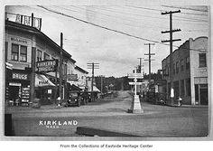 kirkland ave. 1930