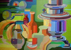 Abstract still life by Mladshoi.deviantart.com on @DeviantArt
