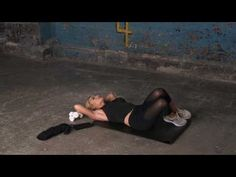 Tracy Anderson Boot Camp - YouTube