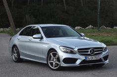 2015 Mercedes C-Class starts at $38,400*