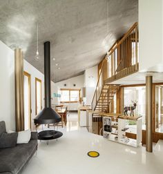 NKO House in Tudela by Lagula Arquitectes