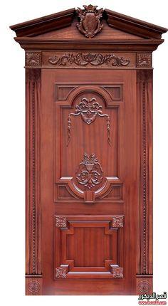 ابواب رائعه للمنازل , The doors of the wonderful homes