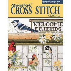Spring 2013 Stoney Creek magazine: Four Seasons Bird Towels, Fishin' Rules, Christmas Village, Backyard Tweets