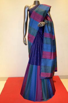 Gorgeous Blue Weaving Pure Soft Silk Saree Product Code: AB211477 online Shopping: http://www.janardhanasilk.com/index.php?route=product/product&search=AB211477&description=true&product_id=3857