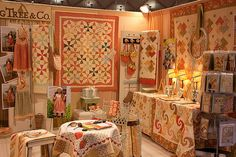 Breakfast at Tiffany's by Fig Tree Quilts by Fat Quarter Shop, via Flickr