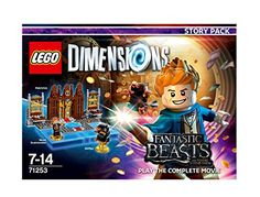 LEGO Dimensions: Fantastic Beasts, Story Pack 31.99@smyths toys