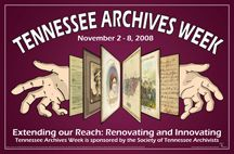 Archives Week 2008