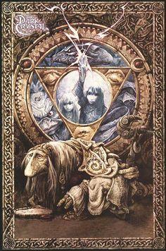 Dark Crystal -Jim Henson & Frank Oz (1982)
