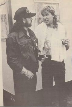 lemmy & joe