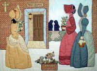 Neighborhood & Town Bonnet Girls