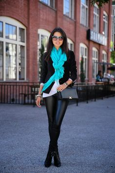 VIVALUXURY - FASHION BLOG BY ANNABELLE FLEUR: A TOUCH OF TEAL + DAY IN SAN DIEGO