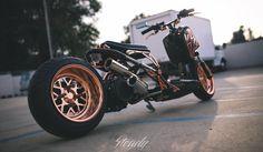 Coppertone Ruckus - Steady Garage