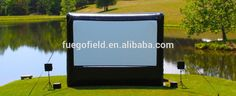 Inflatable screen rental movie screen event, View inflatable event screen, OEM Product Details from Shenzhen Fuegofield Inflatables Limited on Alibaba.com