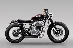 In Indonesia, custom motorcycle builders have to contend with unusually restrictive vehicle legislation. Imports are heavily regulated, and worse, the government generally limits the maximum engine size to 250 cc. So when the guys at Deus Bali heard about a beat-up Yamaha SR400 for sale, they snapped it up. They reckon it's the only SR400…