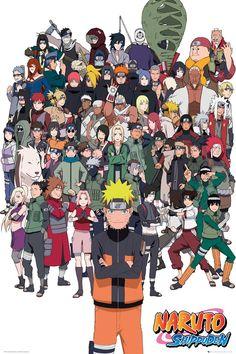Crunchyroll - Naruto Shippuden Full episodes streaming online for free Anime Naruto, Naruto Comic, Naruto Teams, Naruto Cute, Naruto Sasuke Sakura, Naruto Shippuden Sasuke, Otaku Anime, Hinata, Naruto Shippuden Nine Tails