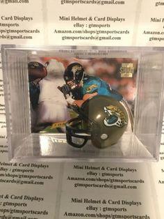 Tony Boselli Jacksonville Jaguars Helmets