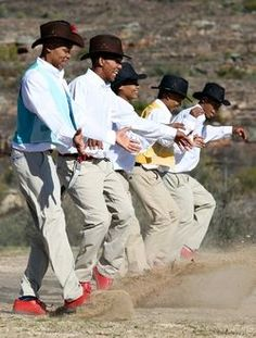 Youngsters take SA's 'oldest dance' to World Champs (video)
