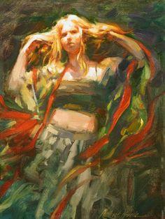 Robert Krogle Figurative Art, Impressionist, Painting, Art, Paint, Painting Art, Impressionism, Paintings, Painted Canvas