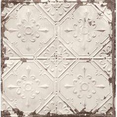 "Ekena Millwork 20"" H x 20"" W x 2"" D Coffered Ceiling | Wayfair"