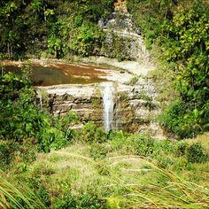 hike to Sigua Falls