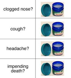 "And finally, what's in Vicks VapoRub that can cure literally anything? | 19 Questions I Have For Filipino ""Medical"" Practices And Beliefs Now That I'm A Adult"