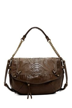 Abaco Jess Python Crossbody Bag by Non Specific on @HauteLook