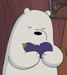 we bare bears Ice Bear We Bare Bears, We Bear, Bear Wallpaper, Disney Wallpaper, Bear Tumblr, Bear Meme, Mahal Kita, We Bare Bears Wallpapers, Anime Muslim