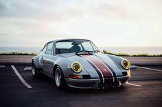 Porsche 911 Singer Vehicle Design Magnus Walker Backdate Version http://singervehicledesign.com/