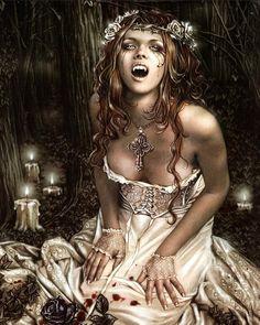 mystical Vampire?? :)