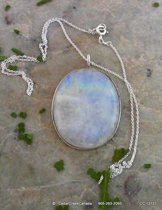 Moonstone necklace: they say if you give one to your lover during a full moon that you will always have passion for one another.
